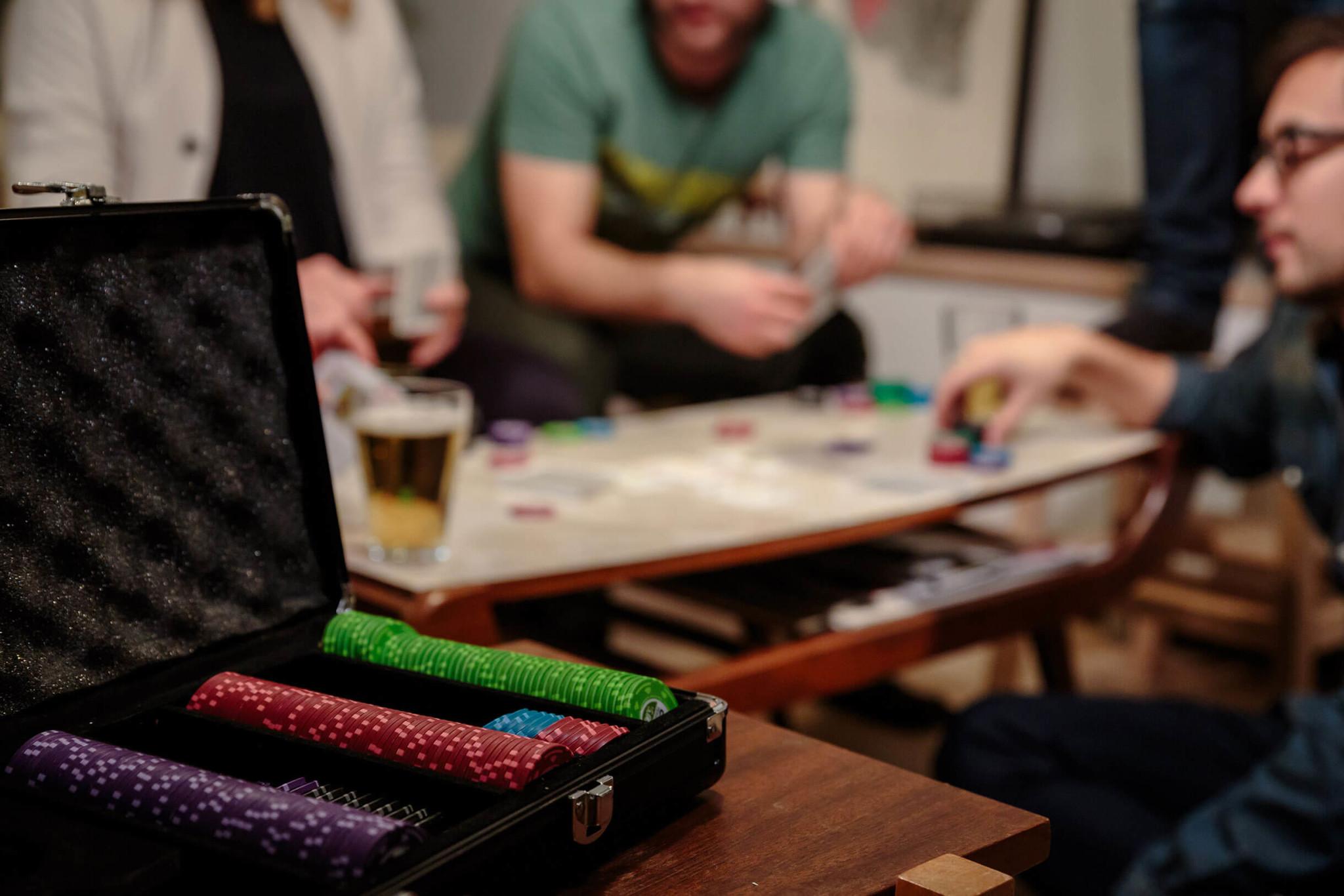 Giochi di carte da poker Cartamundi-Copag