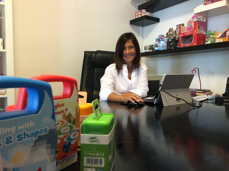Ilena Xodo direttore generale da Cartamundi Italia